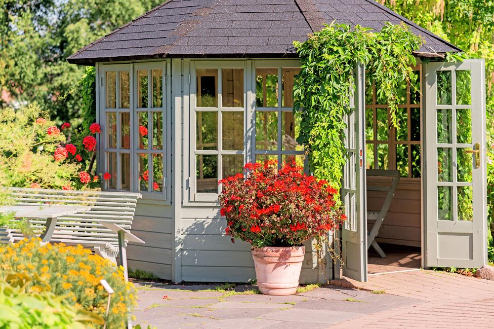 personnaliser votre abri de jardin
